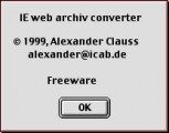 Web Archive Converter (1999)