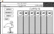 Lotto Balls (1989)
