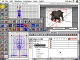 Electric Image Animation System EIAS 2.7 for Mac 68K (1996)