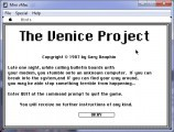 The Venice Project (1987)