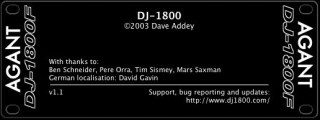 DJ-1800 1.1 (2003)