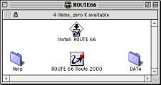 ROUTE 66 Benelux (2000)