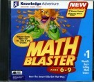 Math Blaster 6-9 (1999)