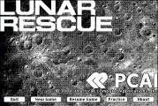 Lunar Rescue (1988 PCAI version) (1988)