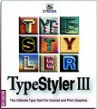 TypeStyler 3 and 3.7.2 (1999)