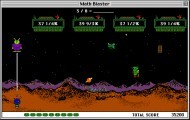 New Math Blaster Plus (1991)