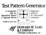 Larry Pina's Test Pattern Generator (1988)