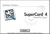 SuperCard 4.x (2002)
