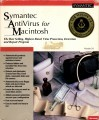 Symantec AntiVirus for Macintosh 2.0 (1990)
