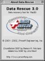 Data Rescue 3.0 (2002)