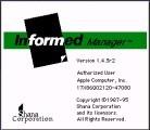 Informed 1.4.3 (1995)
