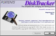 DiskTracker 2.x (2000)