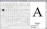 theTypeBook 4.02 (1995)