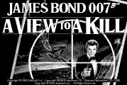 James Bond 007: A View to a Kill (1985)