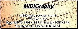 MIDIGraphy (1993)