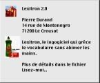 Lexitron 2 (1999)