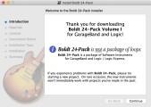 Boldt Instruments for GarageBand/Logic (2008)