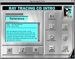 RAY Tracing for the Macintosh CD (1994)