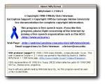 NiftyTelnet 1.1 (SSH r3 + no encryption) (1996)
