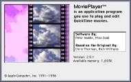 """Movie Player 2.5.1 (""""MoviePlayer"""") (1991)"""