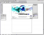 Macromedia FreeHand 9.0 (1999)