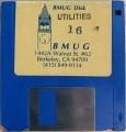 BMUG Utilities 16.3 (1990)