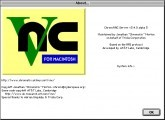 ChromiVNC Server 3.4a5 for System 7.5.5 (2001)