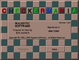 Checker Mania (1992)