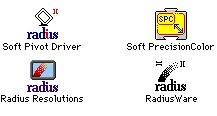 RadiusWare 2.2.2 (1993)