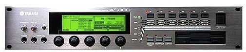 Yamaha A5000 Hardware Sampler Editor + TWE (1999)