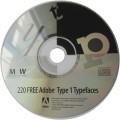 Adobe Type 1 Typefaces (1995)
