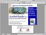 Adobe Acrobat Reader 4 (2000)