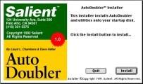AutoDoubler 1.0 (1992)