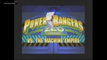 [Pippin] Power Rangers Zeo Vs. The Machine Empire (1996)