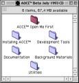 Apple Open Collaboration Environment (AOCE) (1993)