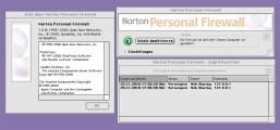 Norton Personal Firewall DE (2000)
