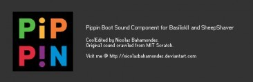 Apple Pippin Boot Sound (1999)