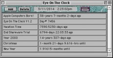 Eye On The Clock 1.2 (1994)