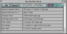 Eye On The Clock 1.2 (1994)