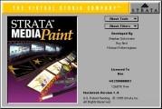 Strata MediaPaint (1995)