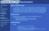 WhiteCap (for OS X) (2002)