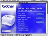 Brother Laser Printer Utilities (2001)