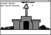 Castle Quest (HyperCard) (1993)
