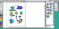 Aldus IntelliDraw 2.0 (1993)