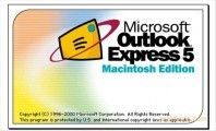 Microsoft Outlook Express 5.0.6 (2002)