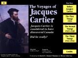 Les Voyages de Jacques Cartier (Bilingual EN/FR) (1994)