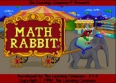 Math Rabbit CD (1994)