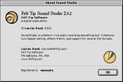 Sound Studio 2.x (2001)