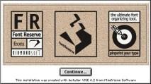 Font Reserve (1997)