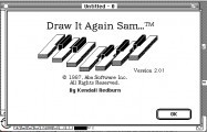 Draw It Again, Sam... (1987)